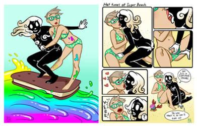 Curvy guest art by Jess-Fink