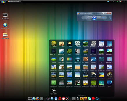 My Desktop November 2008