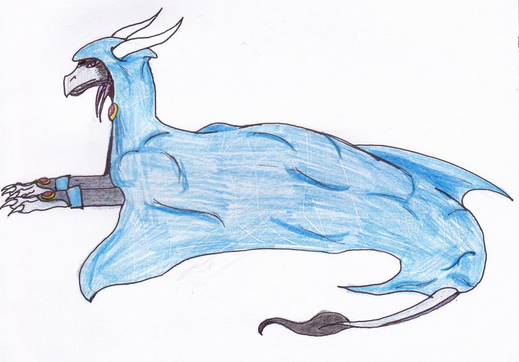 Raven by ghostdragoness16
