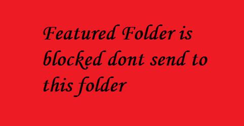 Featured Folder by FaithfulAizen