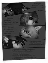 Crazy Wolves by YoruNekoChi