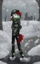 Cold Moment by YoruNekoChi
