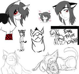 Draw Dumb Things 5 by YoruNekoChi