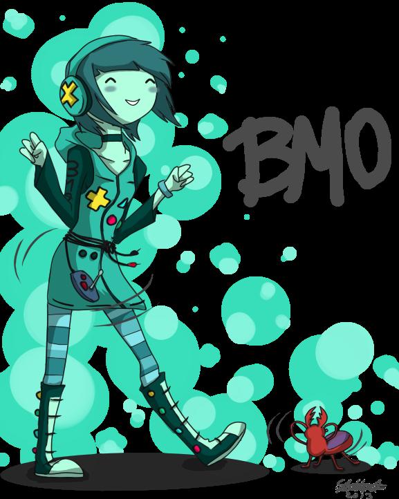 Bmo n The Dancin Bug by YoruNekoChi