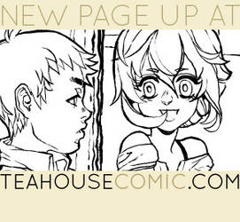 Chapter 6 Atros and Linneus Page 2 by teahousecomic