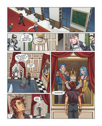 Chapter 7 Page 2 by teahousecomic