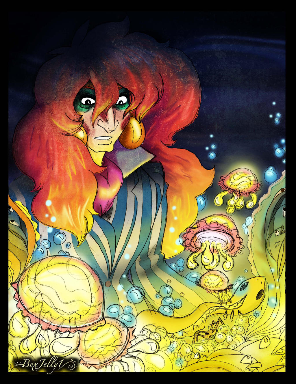 Let the Light Surround You by Boxjelly1
