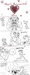 Romantic OC Meme: Varden and Kala by Boxjelly1