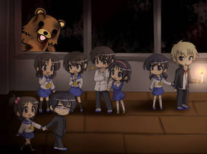 Corpse Party: Pedobear Covered