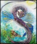 Sea Creature by Syra-Syra