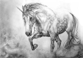 Unicorn by Syra-Syra