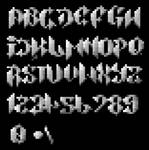TheDraw ANSI Font