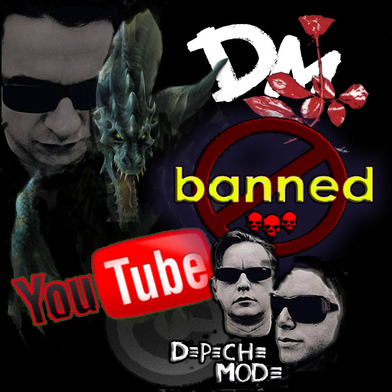 YouTube, DM  and Infringing C
