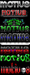 Motiv8 Logos Collection by roy-sac