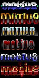 Motiv8 Logo Collection 2 by roy-sac
