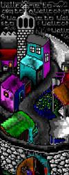 Closed Society ANSI 2X15 by roy-sac