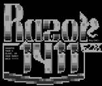 Razor 1911 NFO File ASCII 2k15 by roy-sac