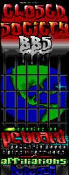 Closed Society BBS ANSI 2015 #2 by roy-sac
