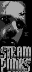 Steampunks NFO ASCII by roy-sac
