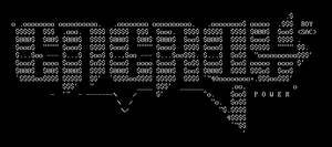 Energy New Skool ASCII