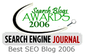 SEJ Blog Awards 2006 by roy-sac