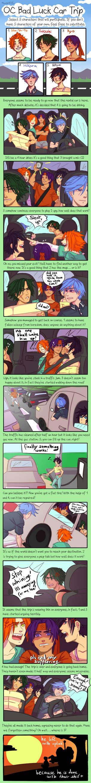 Exo Force - Number Meme - Bad Luck Car Trip