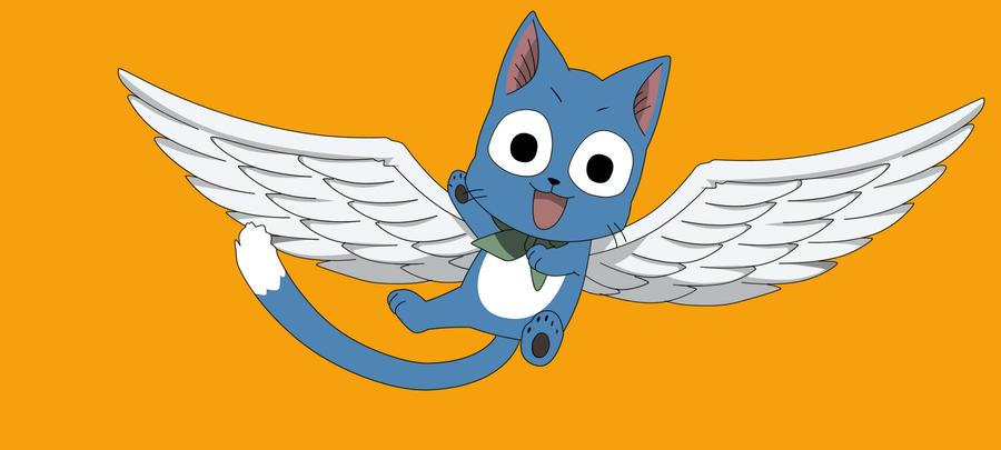 Prueba 2 Fairy_Tail___Happy_by_TGNx