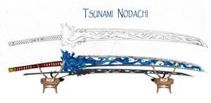 Tsunami Nodachi