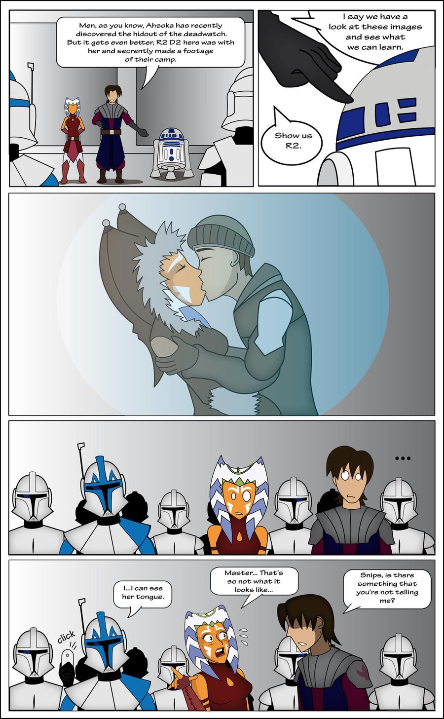 Star Wars] An Open Secret | Page 16 | SpaceBattles Forums