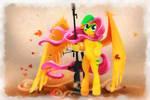 Sniper Fluttershy