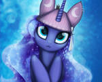 Woona in the hat