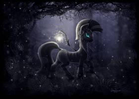Midnight Walker by Shaadorian