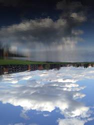 Double Lake by PolarNothingness