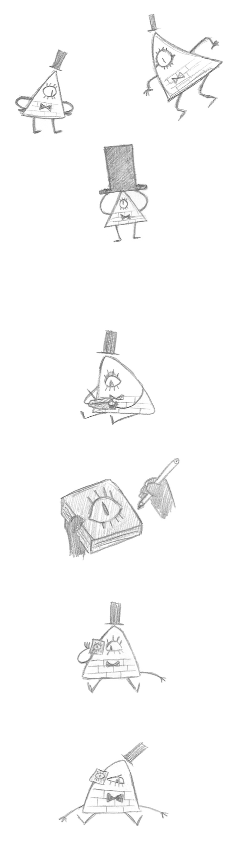 Six-sided Triangular Polyhedron by Moso-stuff