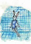 Judy's diving (3) by VikingFedor