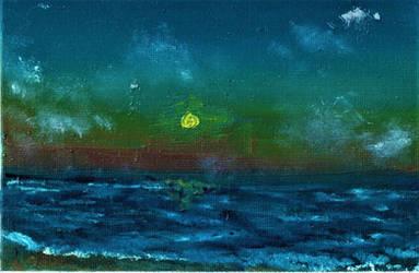 Sea composition 1