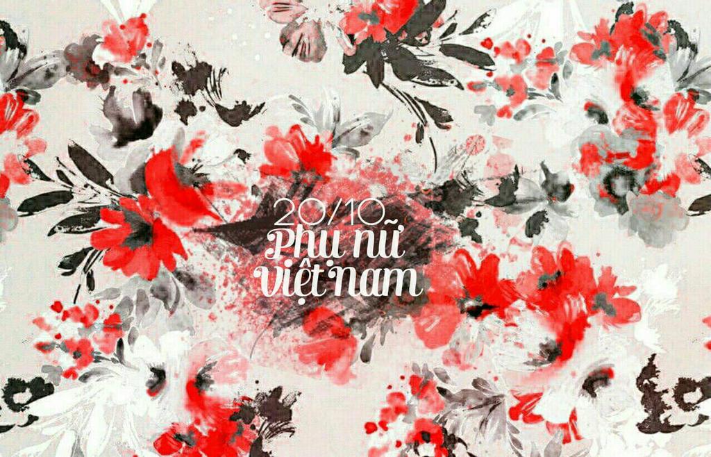 20/10 Phu nu Viet Nam by LiamMartinez