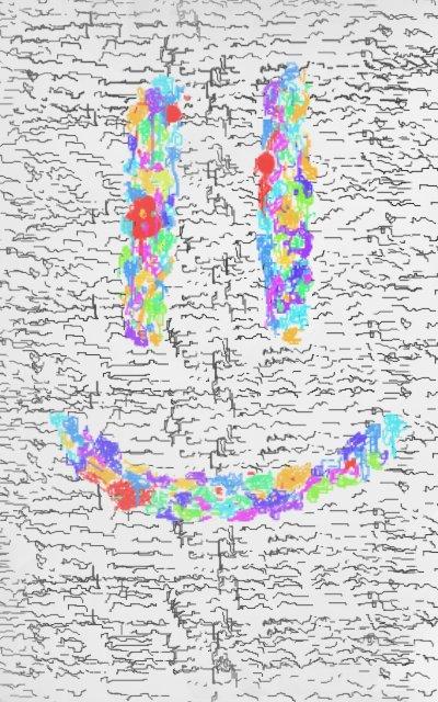 au fil du mine de crayon, 2. - Page 5 Smile_by_aosei-d3b3w54