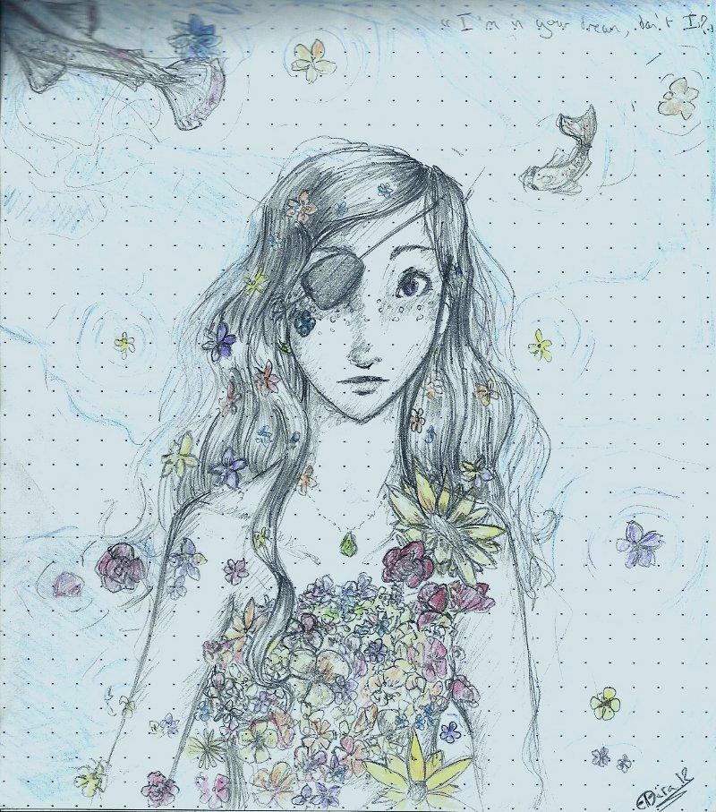 au fil du mine de crayon, 2. - Page 20 In_your_dream_by_aosei-d56yuv2