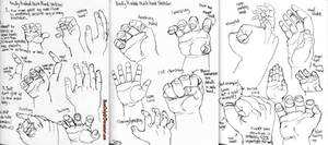 Hand Poses -Fast Tutorial-