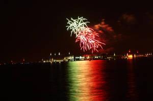 Fireworks by MelJjim