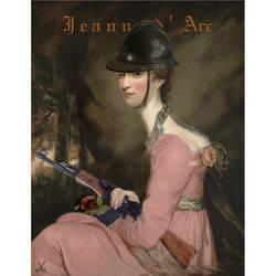 Jeanne d'Arc by eyetime