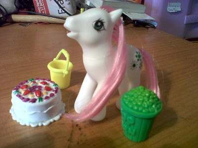 Chantilly Pop, My Little Easter Pony