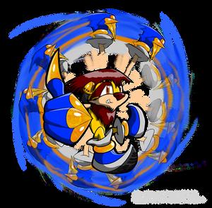 Yellow Gold, le paresseux roulant