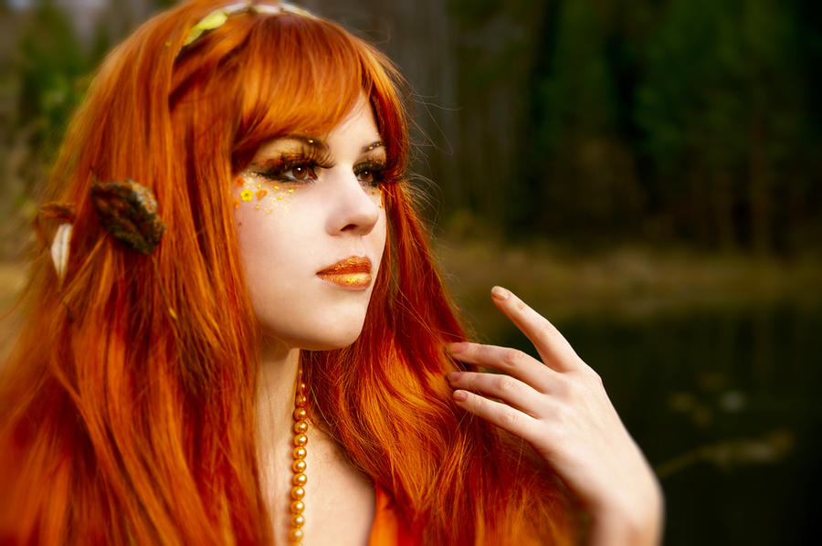 Autumn Prinsess by Alice-Ivy-Ash
