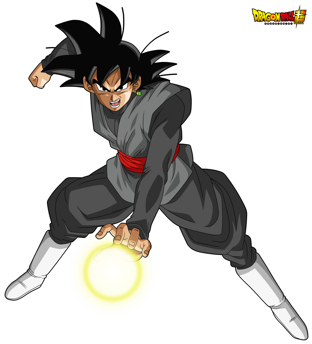 dragon ball super black goku by victormontecinos on deviantart. Black Bedroom Furniture Sets. Home Design Ideas