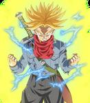 Dragon Ball Super - Super Trunks