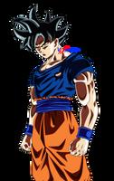 Limit Breaker Goku by VictorMontecinos
