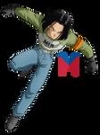 Dragon Ball Super - Android 17