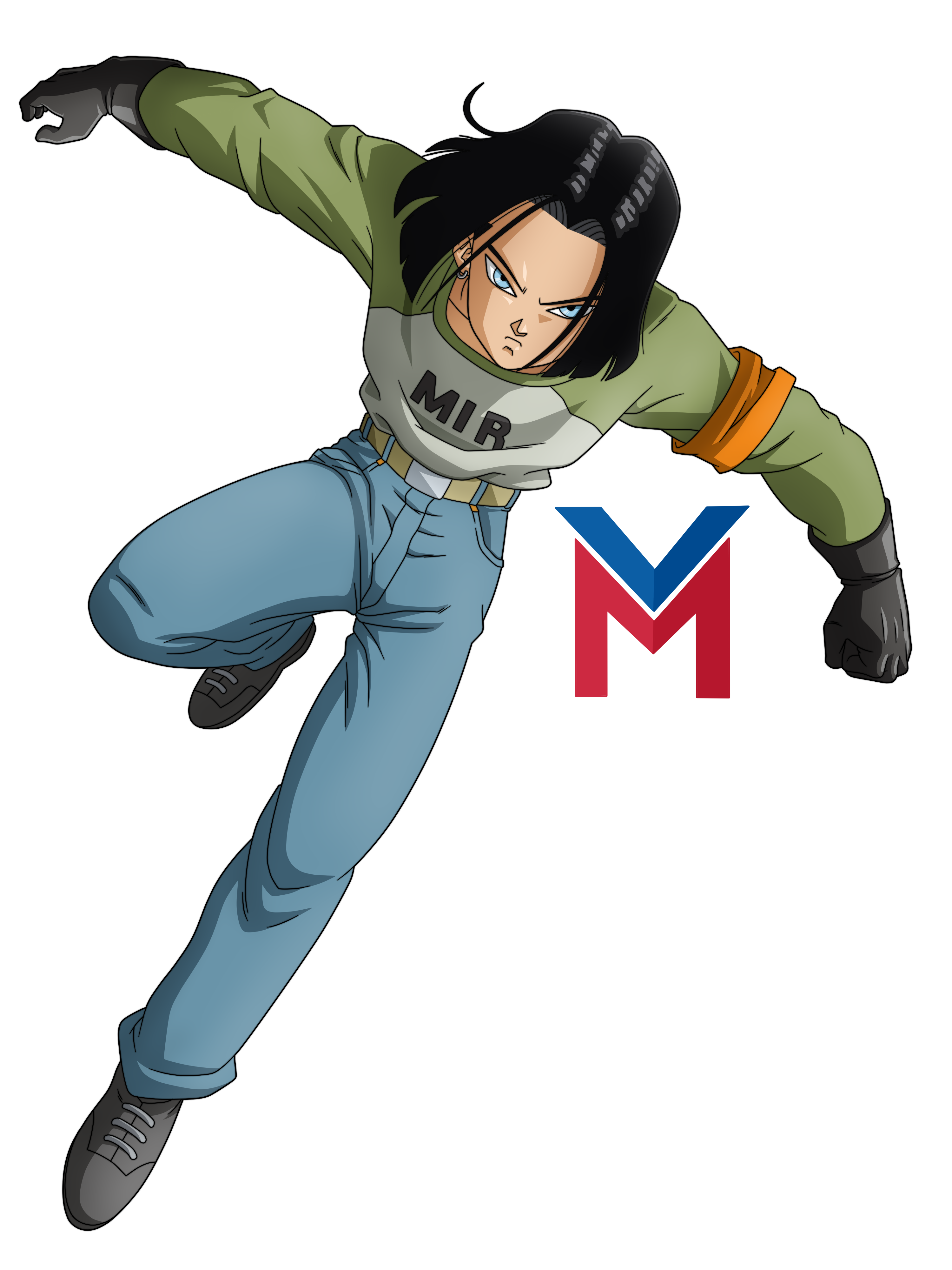 download dbz super android 13